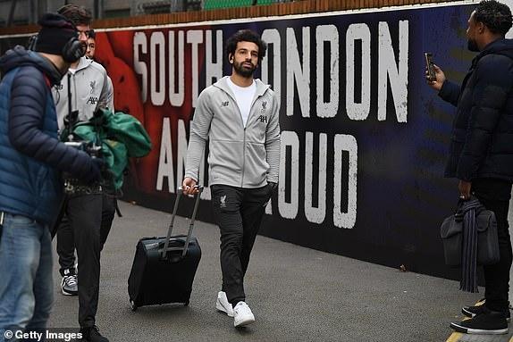 Khong Salah, Liverpool thang tran thu 12 sau 13 vong hinh anh 6