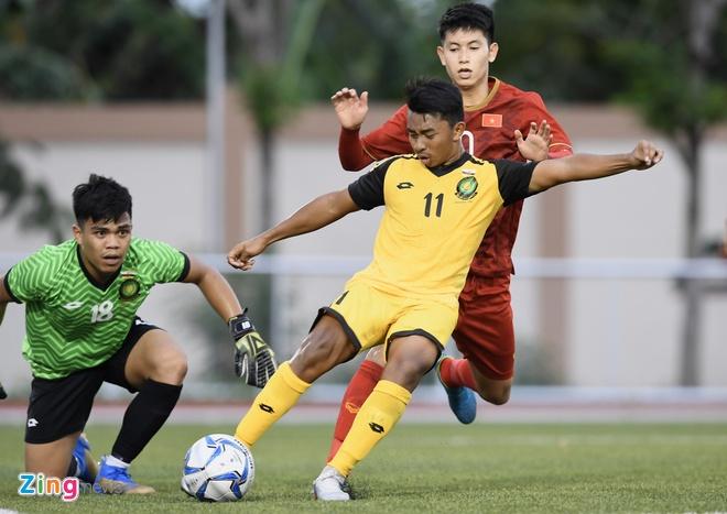 U22 Viet Nam mo man SEA Games bang tran thang 6-0 hinh anh 22