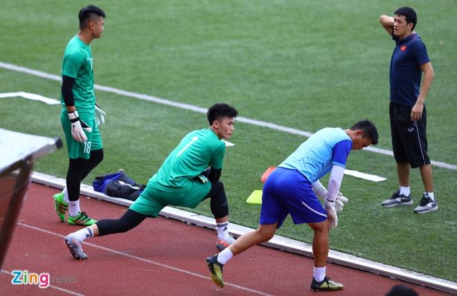 U22 Viet Nam mo man SEA Games bang tran thang 6-0 hinh anh 9