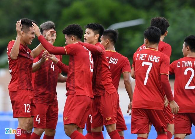 U22 Viet Nam mo man SEA Games bang tran thang 6-0 hinh anh 17
