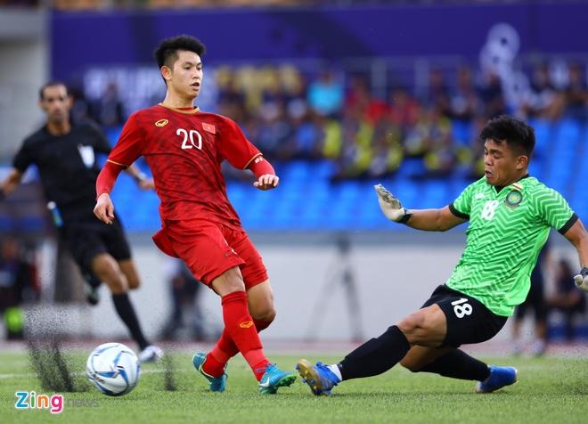 U22 Viet Nam mo man SEA Games bang tran thang 6-0 hinh anh 21