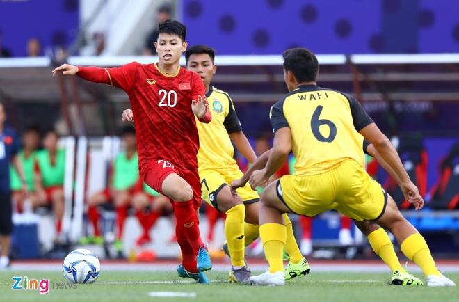 U22 Viet Nam mo man SEA Games bang tran thang 6-0 hinh anh 16