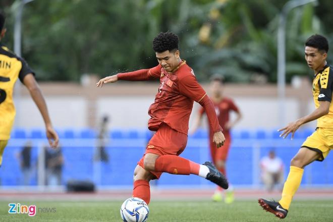 U22 Viet Nam mo man SEA Games bang tran thang 6-0 hinh anh 18