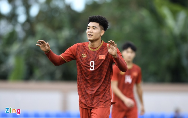 U22 Viet Nam mo man SEA Games bang tran thang 6-0 hinh anh 19