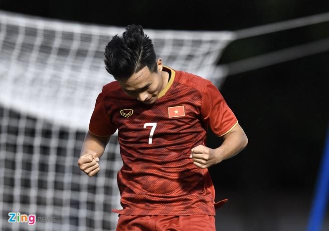 U22 Viet Nam mo man SEA Games bang tran thang 6-0 hinh anh 24