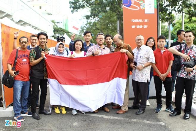 truc tiep U22 THai Lan vs Indonesia anh 15