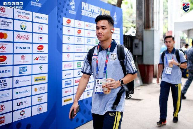 truc tiep U22 THai Lan vs Indonesia anh 9