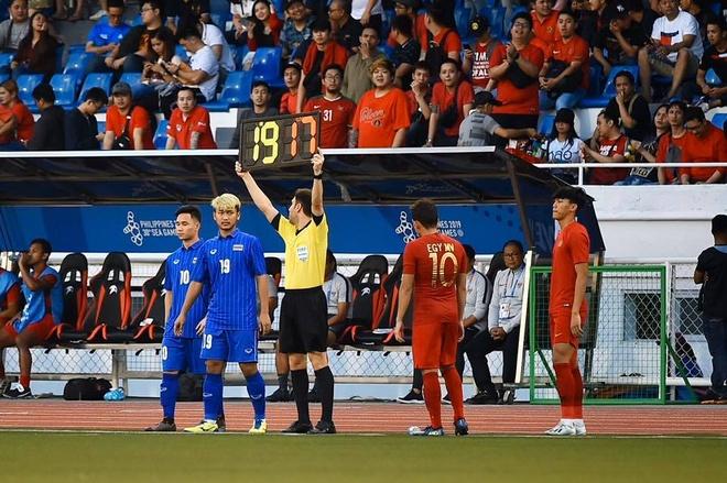 truc tiep U22 THai Lan vs Indonesia anh 25