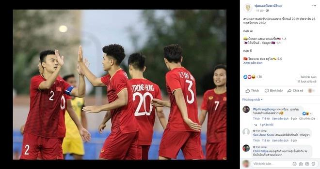 truc tiep U22 THai Lan vs Indonesia anh 5
