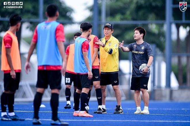 truc tiep U22 THai Lan vs Indonesia anh 6