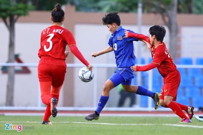 truc tiep nu Viet Nam vs Thai Lan anh 19