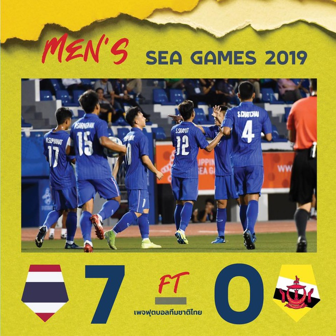 truc tiep U22 Thai Lan vs Brunei anh 19