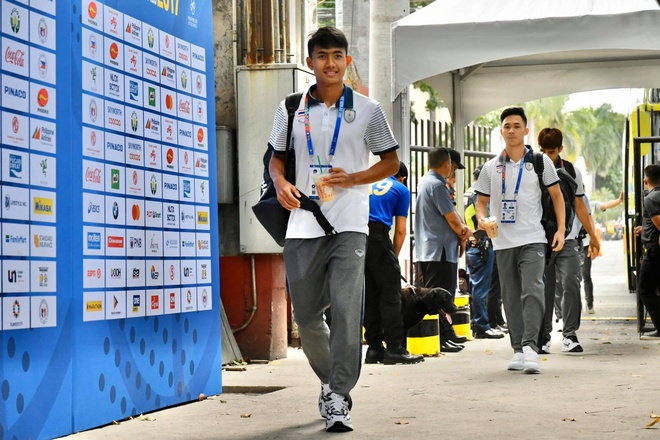 truc tiep U22 Thai Lan vs Brunei anh 7