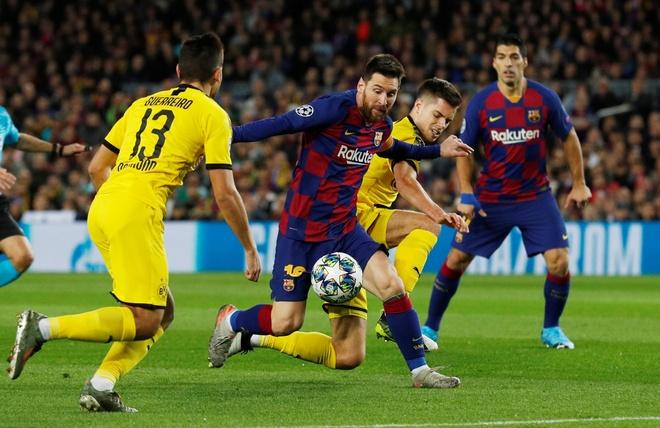 Barca vs Dortmund anh 6