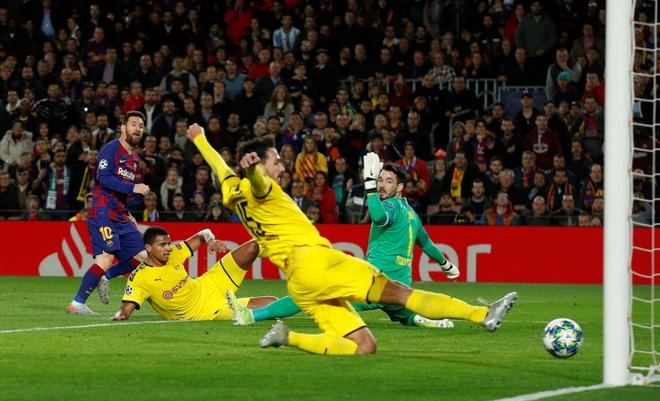 Barca vs Dortmund anh 12