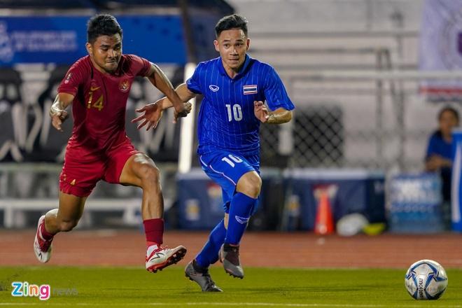 truc tiep U22 Thai Lan vs Brunei anh 4