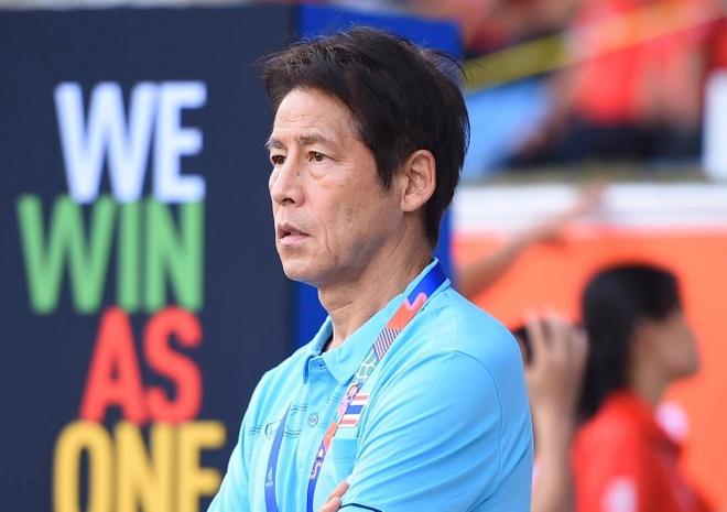 truc tiep U22 Thai Lan vs Brunei anh 3