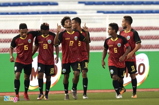 truc tiep U22 Myanmar vs Timor Leste anh 9