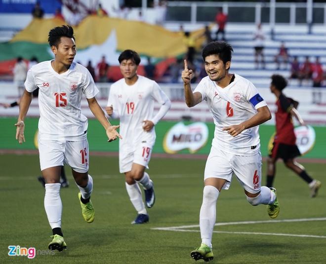 truc tiep U22 Myanmar vs Timor Leste anh 10