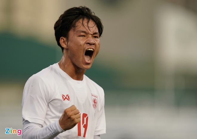 truc tiep U22 Myanmar vs Timor Leste anh 7