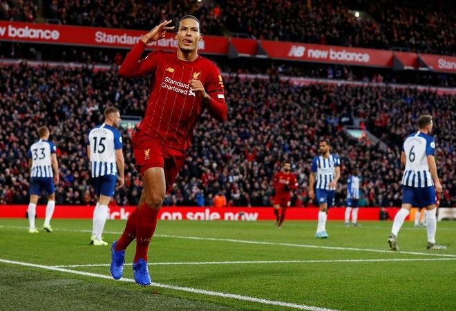 truc tiep Liverpool vs Brighton anh 12