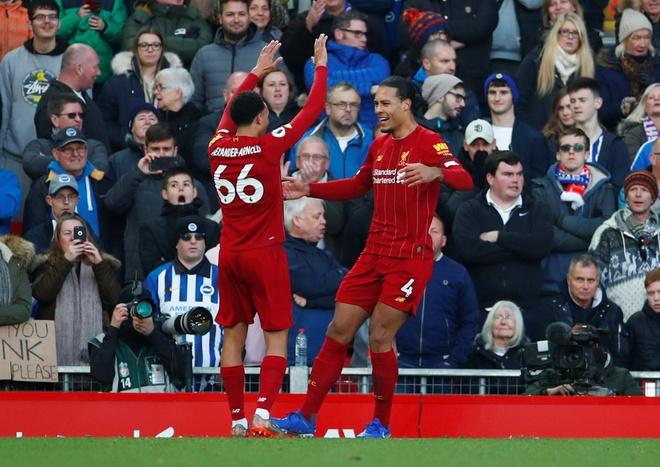 truc tiep Liverpool vs Brighton anh 16