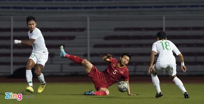 truc tiep U22 Viet Nam vs Indonesia anh 35
