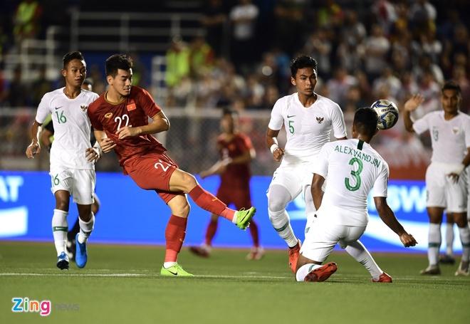 truc tiep U22 Viet Nam vs Indonesia anh 38
