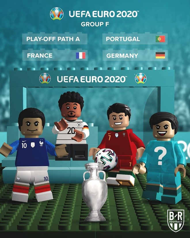 Tuyen Bo Dao Nha chung bang voi Duc, Phap tai Euro 2020 hinh anh 14