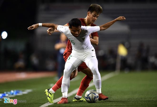 truc tiep U22 Viet Nam vs Indonesia anh 49