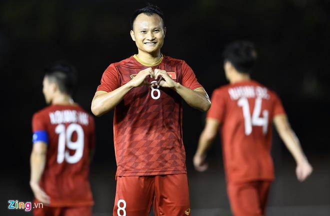 truc tiep U22 Viet Nam vs Indonesia anh 3