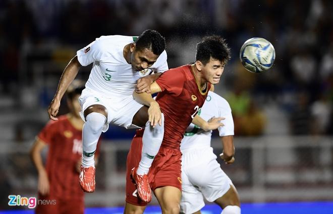 truc tiep U22 Viet Nam vs Indonesia anh 52