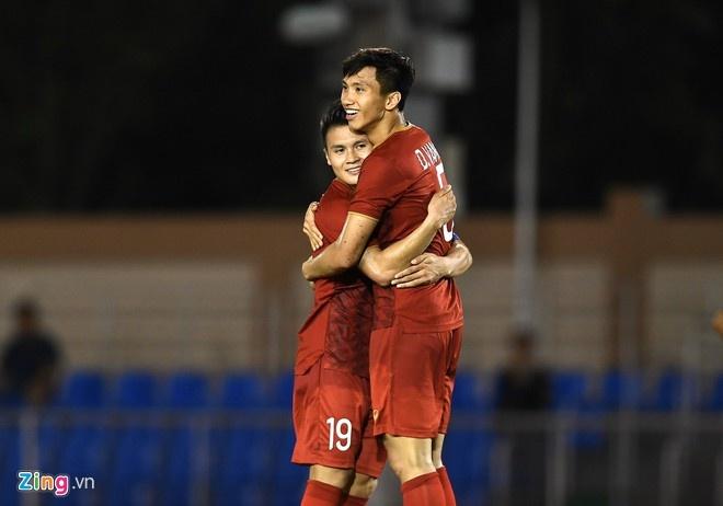 truc tiep U22 Viet Nam vs Indonesia anh 4
