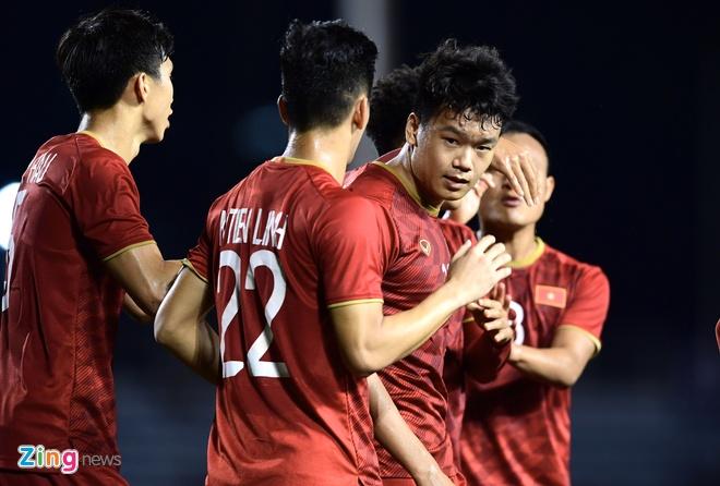 truc tiep U22 Viet Nam vs Indonesia anh 56