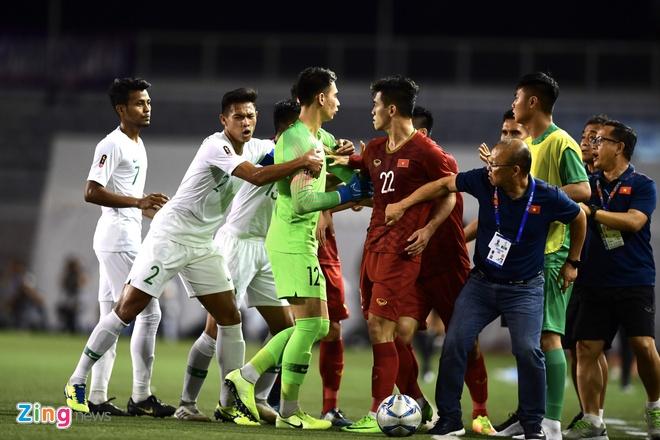 truc tiep U22 Viet Nam vs Indonesia anh 59