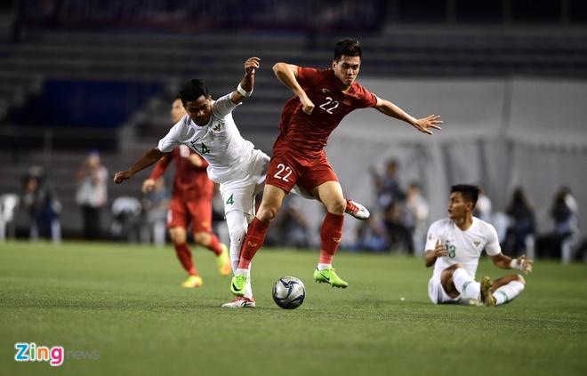 truc tiep U22 Viet Nam vs Indonesia anh 61