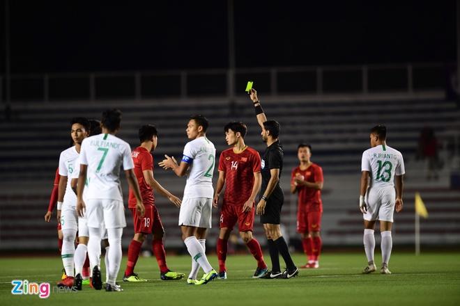 truc tiep U22 Viet Nam vs Indonesia anh 34