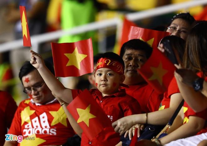 truc tiep U22 Viet Nam vs Indonesia anh 10