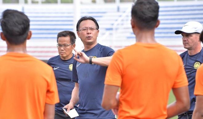 truc tiep Malaysia vs Timor leste anh 4