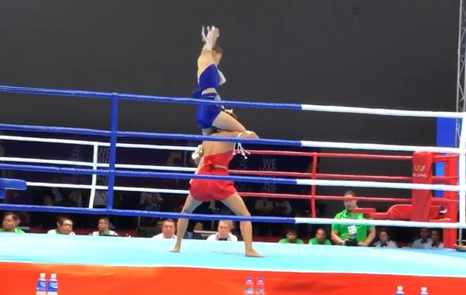 SEA Games 30: Le Thanh Tung khong the bao ve tam HCV nhay chong hinh anh 5