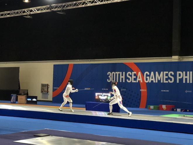 SEA Games 30: Le Thanh Tung khong the bao ve tam HCV nhay chong hinh anh 4