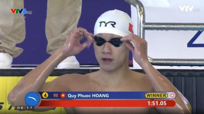 Xa thu Hoang Xuan Vinh truot HCV 10 m sung ngan tai SEA Games hinh anh 7