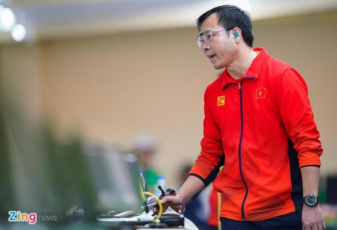 Xa thu Hoang Xuan Vinh truot HCV 10 m sung ngan tai SEA Games hinh anh 21