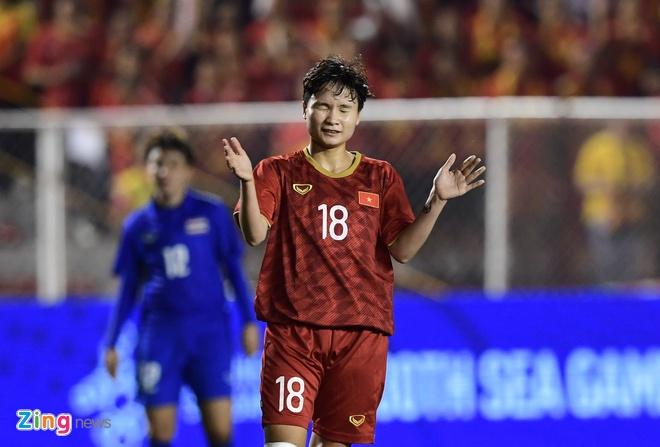 chung ket nu Viet nam gap nu Thai Lan anh 21