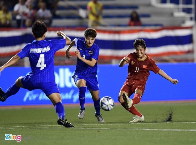 chung ket nu Viet nam gap nu Thai Lan anh 20