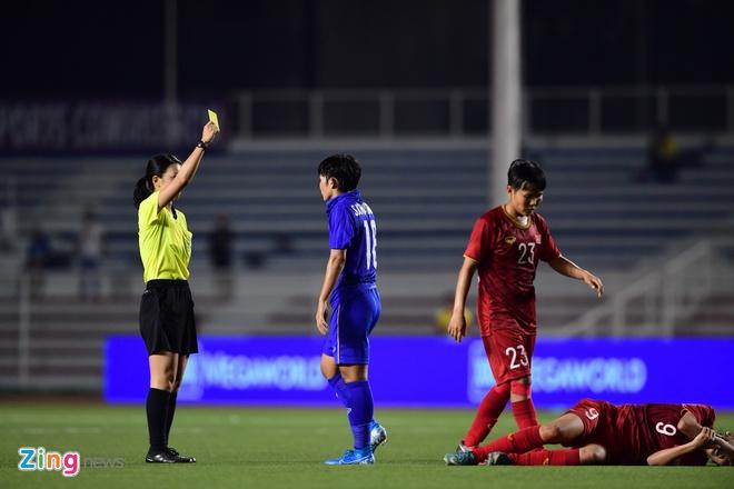 chung ket nu Viet nam gap nu Thai Lan anh 28