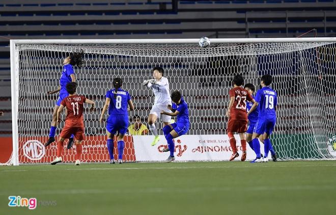chung ket nu Viet nam gap nu Thai Lan anh 32