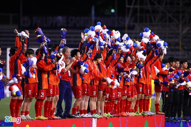 chung ket nu Viet nam gap nu Thai Lan anh 36
