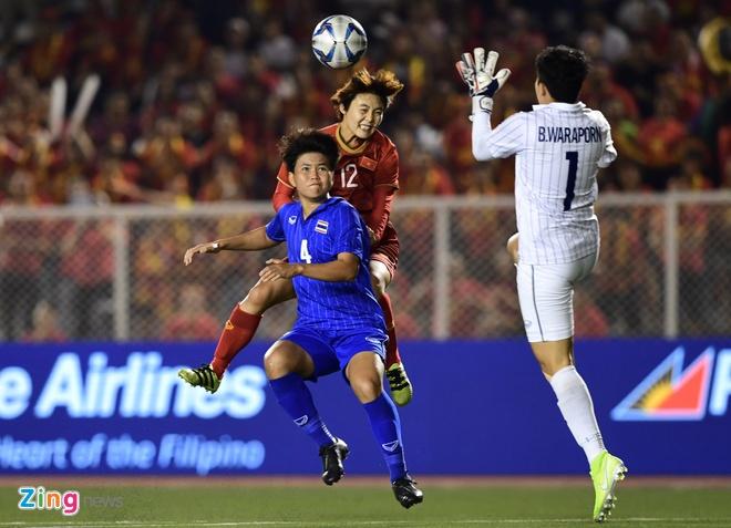 chung ket nu Viet nam gap nu Thai Lan anh 26
