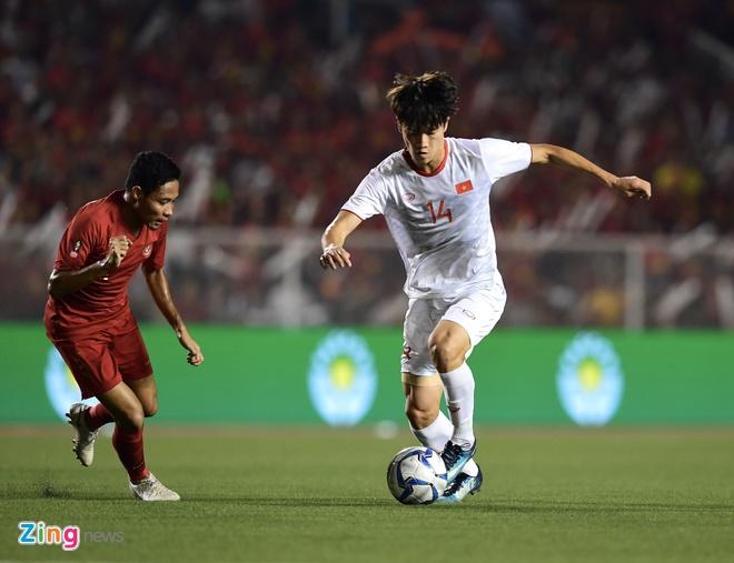 Thang dam Indonesia, U22 Viet Nam gianh HCV SEA Games sau 60 nam hinh anh 33
